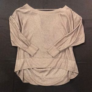 Free People Open Back Sweater